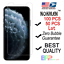 100x-Wholesale-Lot-Tempered-Glass-Screen-Protector-for-iPhone-11-XS-MAX-8-7-Plus thumbnail 26