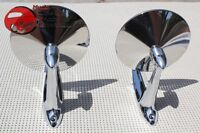 55-57 Chevy 50-63 Gm Door Fender Outside Rearview Mirrors Pontiac Oldsmobile Pr
