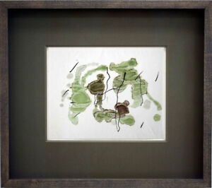 Joan MIRO Limited EDITION Lithograph COLOR 1963 w/Cat. Ref. c82 w/Frame