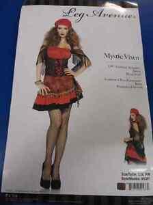 Mystic vixen costume casually found