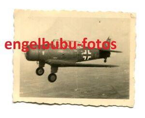 FOTO-FLUGZEUG-North-American-034-NAA-64-034-Balkenkreuz-amp-034-DR-XA-034-Staffelwappe