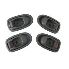 4 FOR Hyundai Elantra 1997-00 Inside Interior Door Handle Left Right 8261029002
