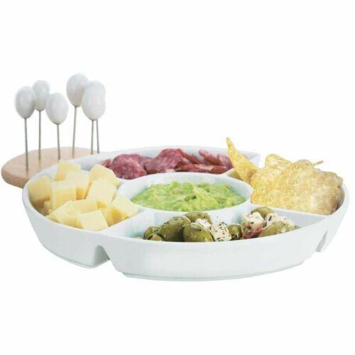 ORION Snackschale Snackteller für Snacks Vorspeisen