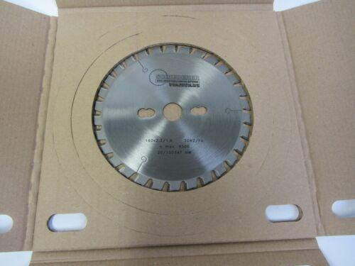 Dry-Cut-Handkreissägeblatt D=160 Z=30WZ//FA-HM Kreissägeblatt für Baumaterialien