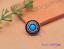 10X-Silver-Tone-Flower-Leather-Craft-Bag-Belt-Purse-Decor-Turquoise-Conchos-Set miniature 69