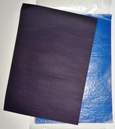 25 Blatt Geha CONCENTRA A5 Blaupapier Kohlepapier Durchschreibepapier Pauspapier