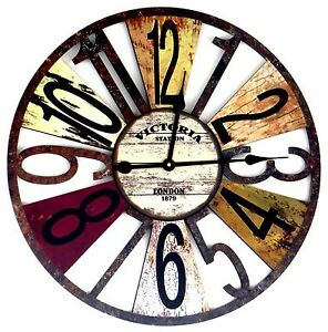 60-cm-Large-Wooden-Wall-Clock-Vintage-Business-Office-Home-Bar-Hotel-Decoration