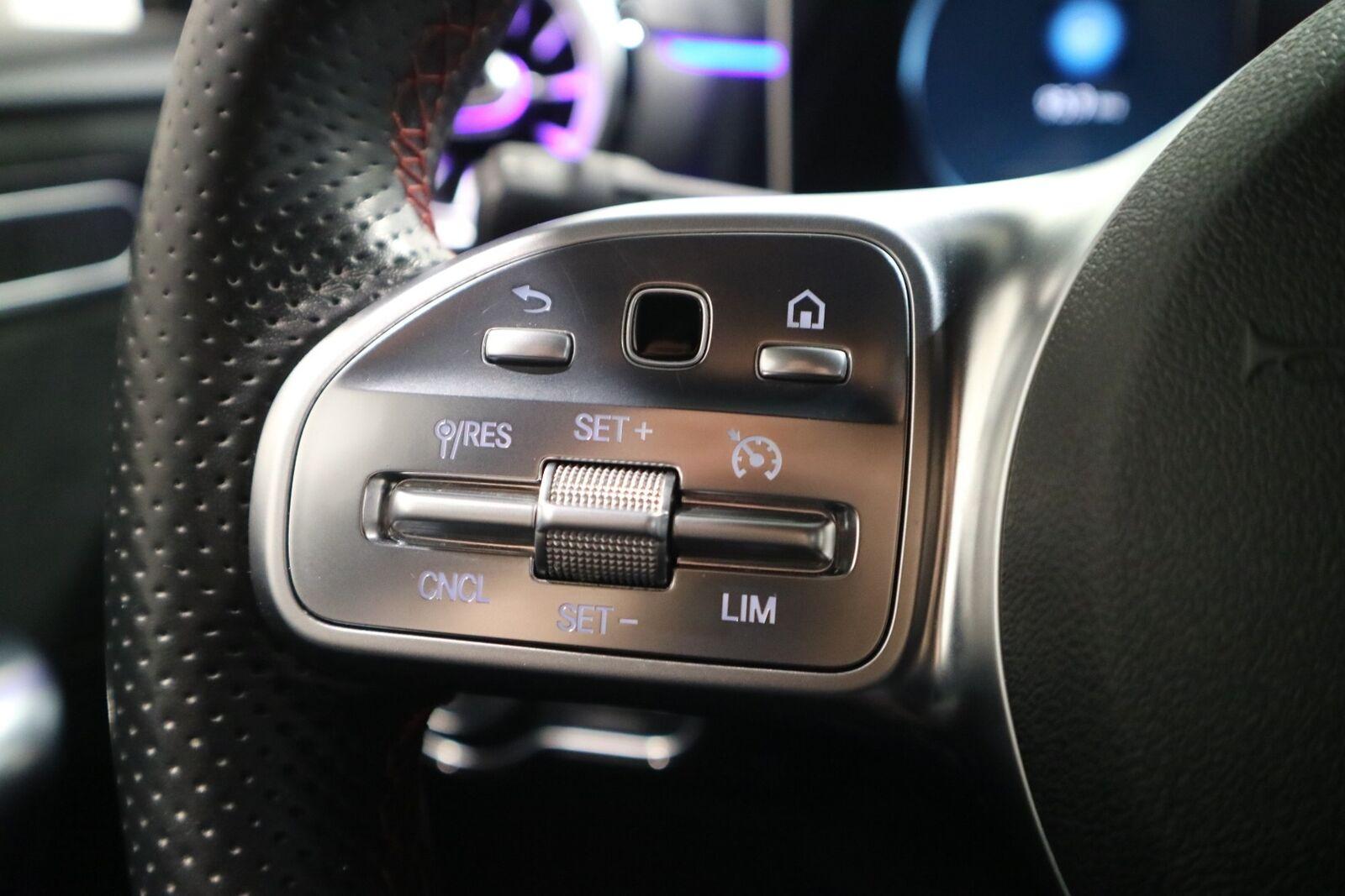 Mercedes A180 d 1,5 AMG Line aut. - billede 8