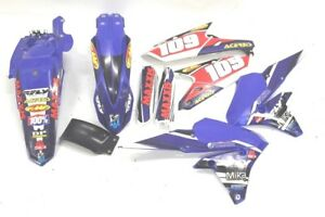 2015-Yamaha-YZ250FX-Plastic-Fender-Side-Panels-Tank-Shrouds-and-Graphic