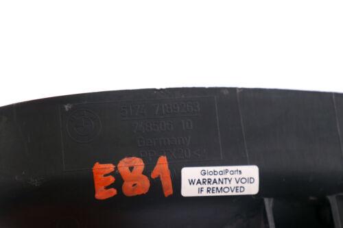 BMW 1 Series E81 E82 E87 LCI E88 Radiator Support Air Duct Top Upper 7189263