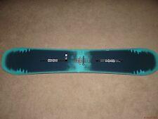 New 2017 Burton Mens Process Camber Channel Snowboard 157 cm