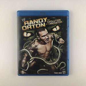 Randy-Orton-The-Evolution-Of-A-Predator-Blu-ray-2011-US-Import-Region-A
