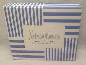 Health & Beauty Bar Soaps Neiman Marcus Guest Soaps 4 Soaps New In Box Each Soap 1.3 Oz