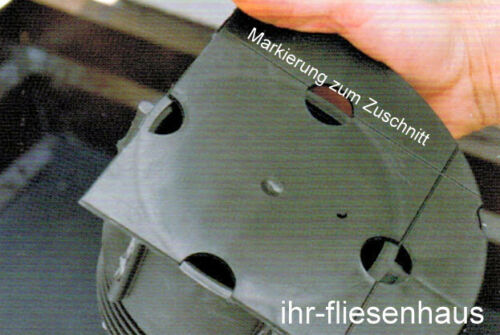 Stelzlager NM2 höhenverstellbar 40-70mm für Terrassenplatten Feinsteinzeug