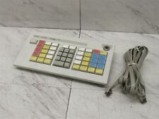 Ibm Pos Cash Register Keyboard 92f6310 60g4138 41j7247 41j7257 With Cable 5