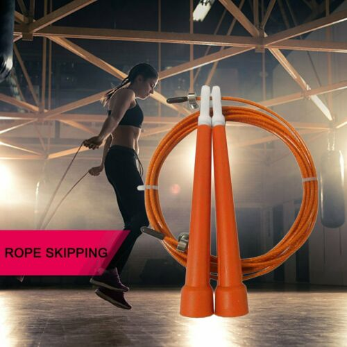 Steel Wire Jump Rope Ultra-speed Ball Bearing Skipping Rope Jumping Rope ZP