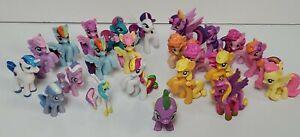 My Little Pony Mini Figure Mixed  Lot of 23