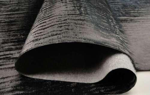 WAVE KUNSTLEDER PVC Schwerentflammbar Flammhemmend Objektstoff Leder Meterware