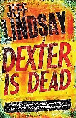 Dexter is Dead-ExLibrary
