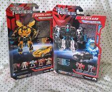 TransFormers Stockade Camaro Racing BumbleBee Movie 07 Lot G1 Titans Return TLK