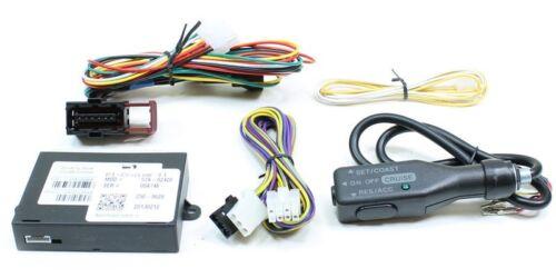 250-9613 2013 Chevy Chevrolet Orlando Rostra Cruise Control Kit