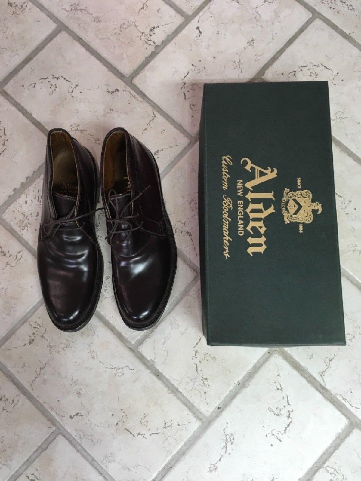 Polacchina cordovan Alden Scarpe classiche da uomo