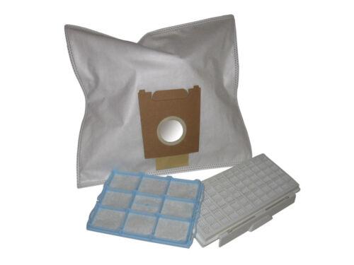 HEPA 10 Sacchetto per aspirapolvere FILTRO MOTORE SIEMENS vsq5x1230 q5.0 vsq5 - 650