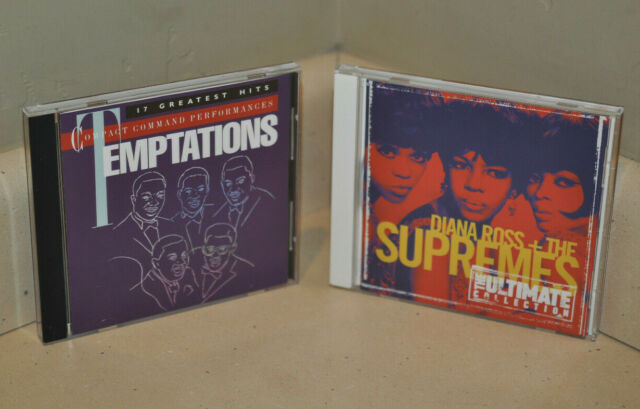 Temptations Ultimate Collection: Diana Ross + The Supremes The Ultimate Collection & The