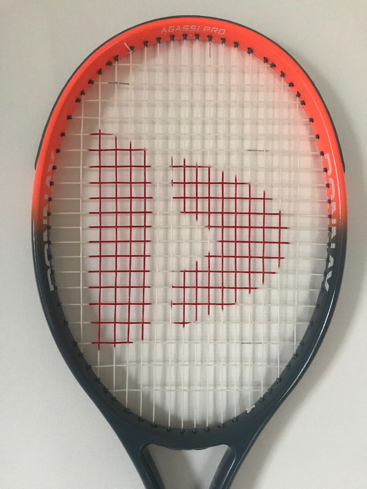 Agassi Pro Tennis Racquet Rare