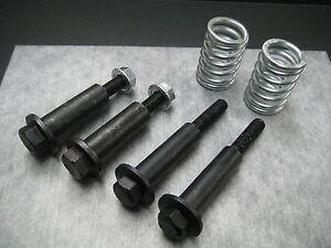 exhaust muffler catalytic converter bolt spring kit honda acura rh ebay com 1997 Acura TL 2006 Acura TL