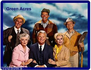 Details about Green Acres 1960's Era TV Show Refrigerator / Tool Box Magnet