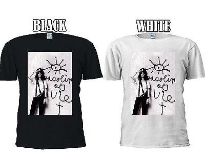 Patti Smith 70/'s 80/'s 90/'s Punk Rock T-shirt Vest Tank Top Men Women Unisex 298