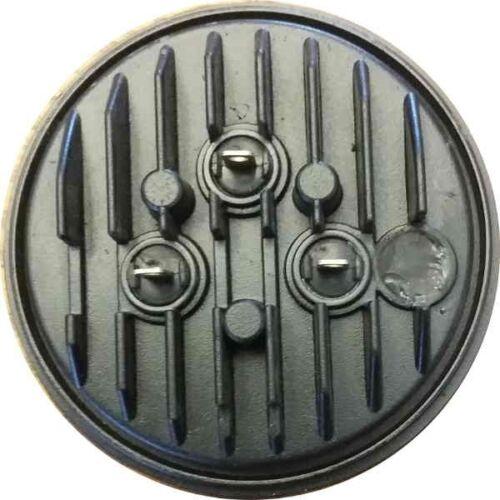 John Deere LED 4.5 Round Hi//Low Fender Plus Ford Tractor