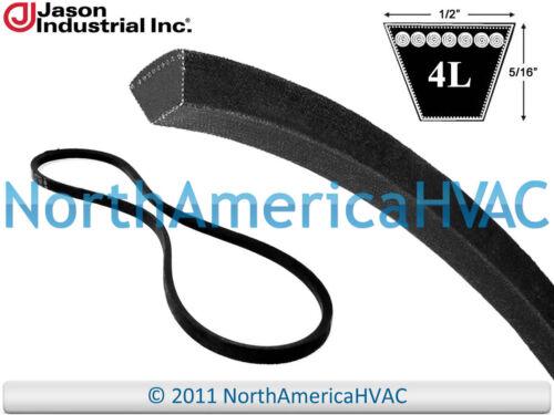 "NEW VBelt V-Belt A36 4L 4L380 Industrial Grade 1//2/"" x 38/"" HVAC Lawn Mower Auto"