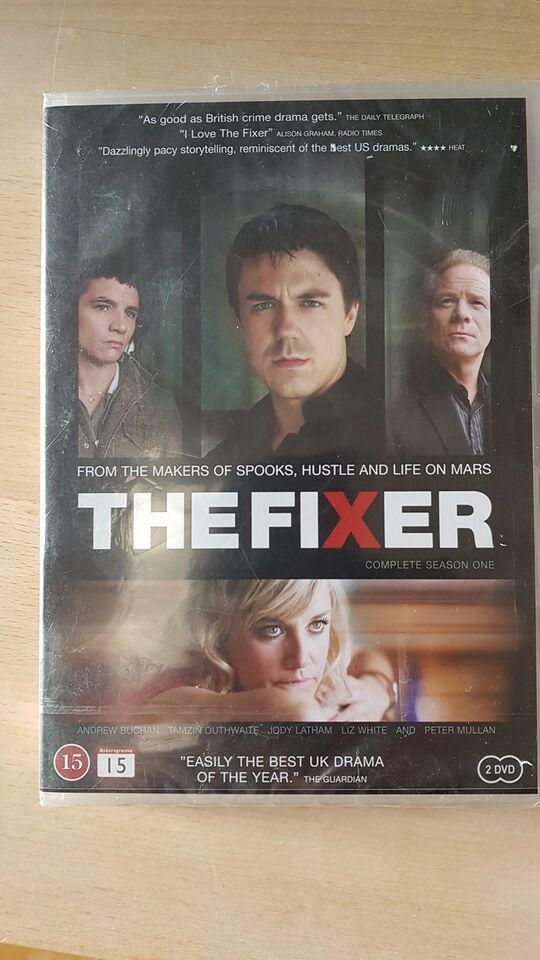 The Fixer, DVD, drama