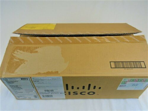 NEW IN BOX CISCO ME 3400 Series ME-3400-24TS-D 24-Port External Managed Switch