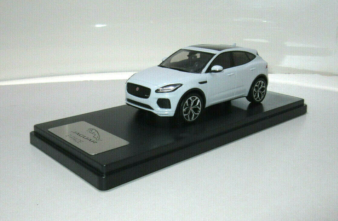 Original jaguar coche modelo e pace yulong bianca 1 43 50 jedc 279wty e-pace Weiss