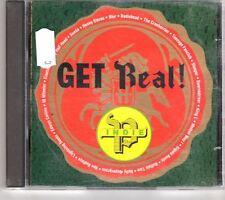 (GM291) Holsten Indie Party, Get Real! - 1995 CD