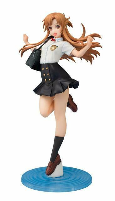 Sword Art Online Ordinal Scale Yuki Asuna Summer Uniform Figure Chara Ani yuuki