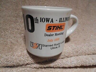 Chicago National Dealer Meeting Eagle 1989 White Farm Equipment Mug