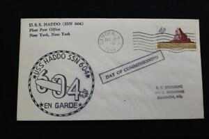 Navale-Cover-1964-Macchina-Cancel-Commissioning-Uss-Haddo-SSN-604-5838