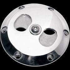 "Exhaust End Cap for 4"" Diameter SuperTrapp External Disc Mufflers LA Choppers 18"