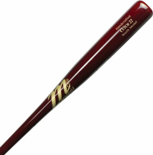 Marucci Cutch22 Youth Pro Maple Wood Baseball Bat