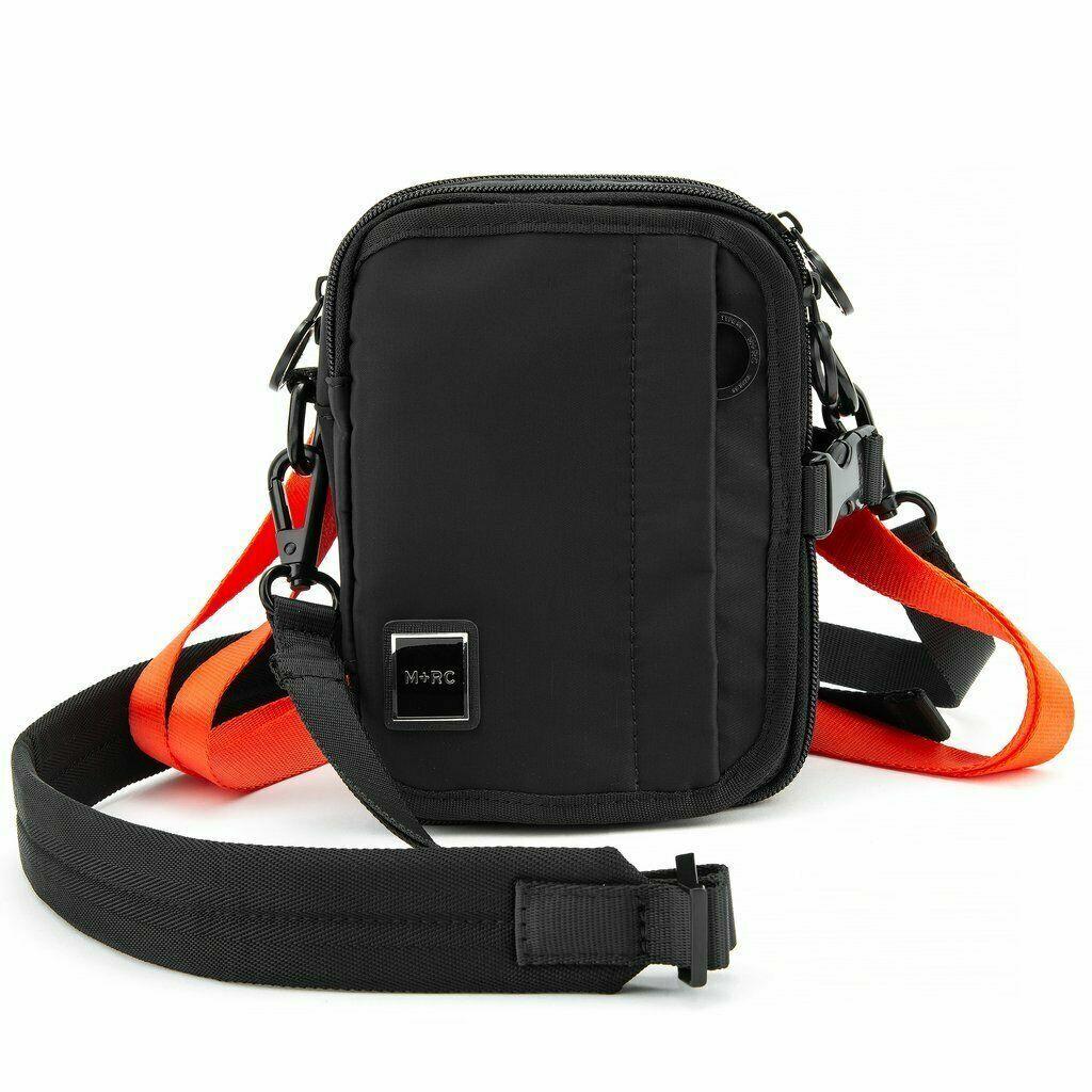 M+RC negro negro naranja Trap Shoulder bag MRCnegro M RC