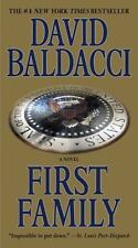 King & Maxwell: First Family 4 by David Baldacci (2010, Paperback)