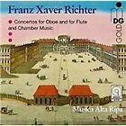 Franz Xaver Richter: Concertos and Chamber Music (1995)