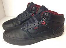240053e8a36df4 item 3 VANS OTW Bedford Mens Ballistic Black Black Leather Skate shoes Sz  6.5 Sk8 -VANS OTW Bedford Mens Ballistic Black Black Leather Skate shoes Sz  6.5 ...