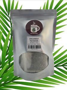 Premium-Spearmint-Tea-Bags-100-All-natural-Herbal-Tea