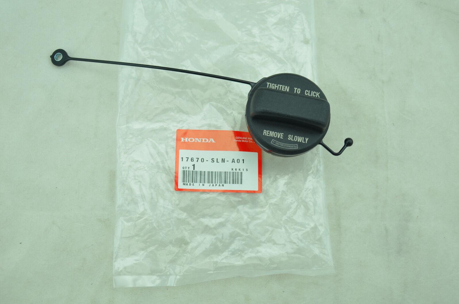 Genuine Honda 17670-SLN-A01 Fuel Filler Cap
