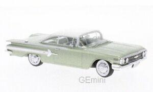 Neo 46919 - Chevrolet Impala Sport Coupé Vert Clair/blanc 1960 1/43